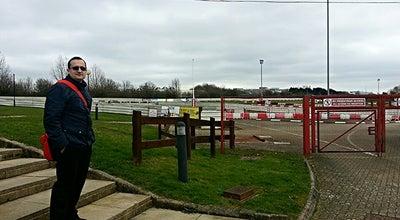 Photo of Go Kart Track Daytona Karting Circuit at Dansteed Way, Milton Keynes MK13 8NP, United Kingdom