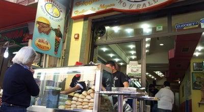 Photo of Pizza Place Nino U'Ballerino at Corso Finocchiaro Aprile, Palermo, Italy
