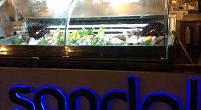 Photo of Fish and Chips Shop Sandal Fish Restaurant at Kyrenia Harbour, Kyrenia, Girne, Cyprus