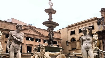 Photo of Historic Site Piazza Pretoria at Piazza Pretoria, Palermo, Italy
