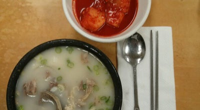 Photo of Korean Restaurant Han Bat Sul Lung Tang at 4163 W 5th St, Los Angeles, CA 90020, United States