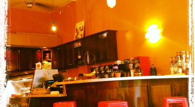 Photo of Coffee Shop Cafe OM at 7962 Fountain Ave, West Hollywood, CA 90046, United States