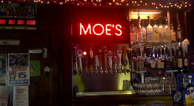 Photo of Dive Bar Moe's Crosstown Tavern at 714 Rutledge Ave, Charleston, SC 29403, United States
