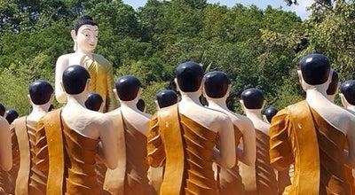 Photo of Buddhist Temple วัดชากใหญ่ at ต.พลิ้ว, แหลมสิงห์ 22190, Thailand