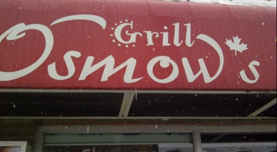 Photo of Middle Eastern Restaurant Osmow's Grill at 252 Queen Street South, Mississauga, Ca L5M 1L7, Canada
