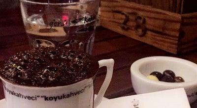 Photo of Cafe Gönül Kahvesi at Viaport Venezia, İstanbul 34000, Turkey