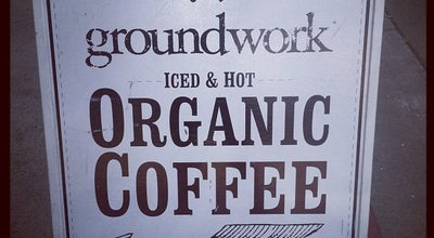 Photo of Restaurant Groundwork Coffee Co. at 1501 N Cahuenga Blvd, Los Angeles, CA 90028, United States
