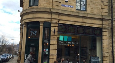 Photo of Cafe Vicars at 79 Victoria Rd., Saltaire BD18 3JS, United Kingdom