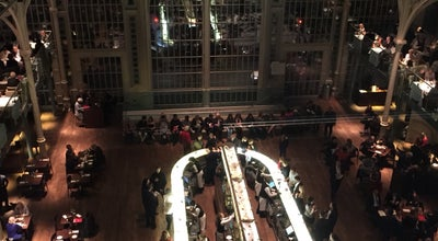 Photo of Modern European Restaurant Paul Hamlyn Hall Balcony Restaurant and Bar at Covent Garden, London WC2E 9DD, United Kingdom