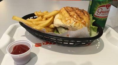 Photo of Burger Joint Garage Burguer at Avenida Cardoso De Sá, Petrolina 56302-110, Brazil