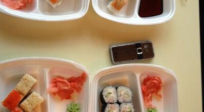 Photo of Sushi Restaurant Филадельфия at Университетская Ул., 12, Казань 420111, Russia