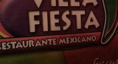 Photo of Mexican Restaurant Villa Fiesta at 825 Rainbow Dr, Gadsden, AL 35901, United States
