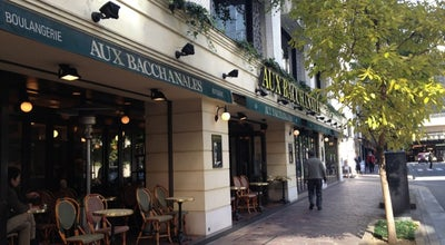 Photo of French Restaurant AUX BACCHANALES / オーバカナル 銀座 at 銀座6-3-2, 中央区 104-0061, Japan