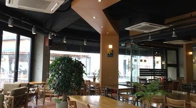 Photo of Cafe 쿠아모스 (Ky'amos) at 시민로121번길 8, Uijeongbu-si, South Korea