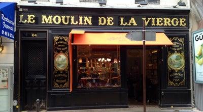 Photo of Bakery Le Moulin de La Vierge at 64 Rue Saint-dominique, Paris 75007, France