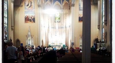 Photo of Church Emmanuel Catholic Church at 135 Franklin St, Dayton, OH 45402, United States