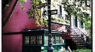 Photo of American Restaurant Ye Waverly Inn at 16 Bank St, New York, NY 10014, United States