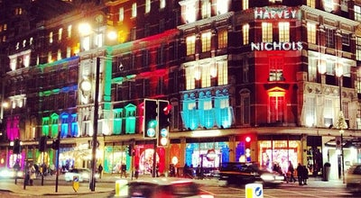 Photo of Department Store Harvey Nichols at 109-125 Knightsbridge, Kensington SW1X 7RJ, United Kingdom