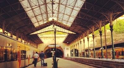 Photo of Train Station Estação Ferroviária de Porto-São Bento at Pç. Almeida Garrett, Porto 4000-069, Portugal