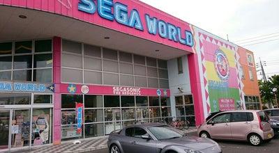 Photo of Arcade セガワールド 米子 at 両三柳2788-11, 米子市 683-0853, Japan
