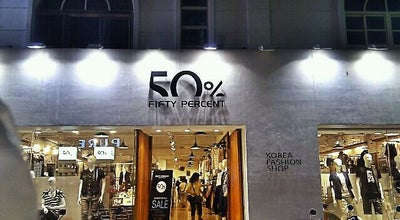 Photo of Boutique 50% fifty percent at Taiwan