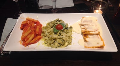 Photo of Italian Restaurant Pasta-Follie's at Pl. Agora 17, Louvain-la-Neuve 1348, Belgium