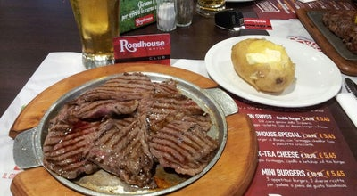 Photo of Steakhouse Roadhouse at Via Borgosatollo, 1, Brescia 25124, Italy
