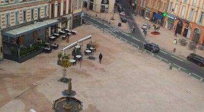 Photo of Plaza Place Saint-Cyprien at Place Intérieure Saint-cyprien, Toulouse 31300, France