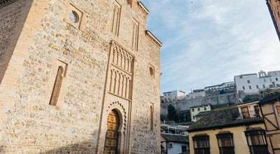 Photo of Historic Site Iglesia Santiago Del Arrabal at Toledo, Spain