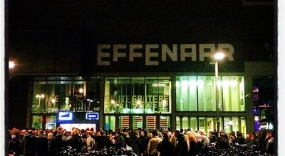 Photo of Music Venue Effenaar at Dommelstraat 2, Eindhoven 5611CK, Netherlands