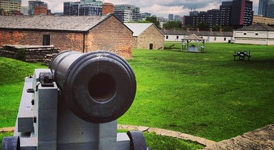Photo of Historic Site Fort York at Btwn Railways, Bathurst, Lakeshore & Strachan, Toronto, ON, Canada