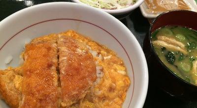 Photo of Diner なか卯 西尾店 at 下町神明下62-2, 西尾市, Japan