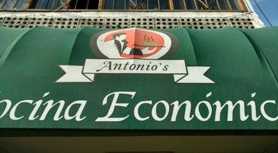 Photo of Mexican Restaurant Antonios, Comida Corrida at Hospital #1723, Guadalajara 44600, Mexico