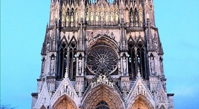 Photo of Church Cathédrale Notre-Dame de Reims at Place Du Cardinal Luçon, Reims 51100, France