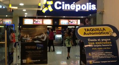 Photo of Movie Theater Cinepolis at Cascadas Mall, Tegucigalpa, Honduras