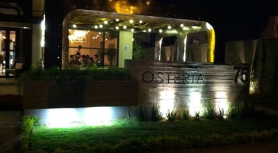 Photo of Italian Restaurant OSTERIA at Boulevard Hidalgo 75, Hermosillo, Mexico