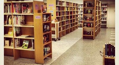 Photo of Library Martinlaakson kirjasto at Laajaniityntie 3, Vantaa 01620, Finland