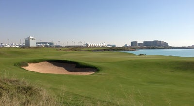 Photo of Golf Course Yas Links Golf Course at Yas Island, Abu Dhabi 128008, United Arab Emirates