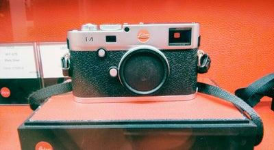 Photo of Art Gallery Leica Photo Gallery & Retail Store at Blue City, Al. Jerozolimskie 179, Warsaw 02-222, Poland