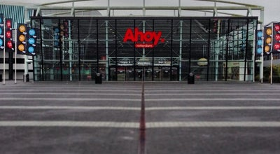 Photo of Event Space Ahoy Rotterdam at Ahoyweg 10, Rotterdam 3084 BA, Netherlands