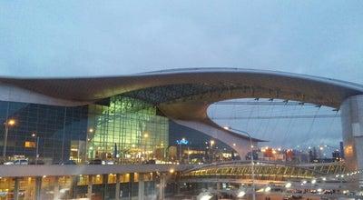Photo of Airport Международный аэропорт Шереметьево / Sheremetyevo International Airport (SVO) at Химки 141400, Russia