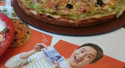Photo of Pizza Place Mr. Pizza at 별양상가로 7, 과천시, South Korea
