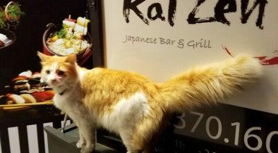Photo of Sushi Restaurant Kaizen Japanese Bar & Grill at 330 E Hamilton Ave, Campbell, CA 95008, United States