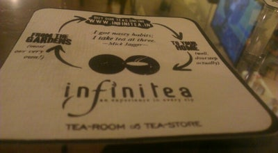 Photo of Tea Room Infinitea at Cunningham Road, Bengaluru 560052, India