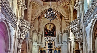 Photo of Monastery Monasterio San Juan de los Reyes at Toledo, Spain