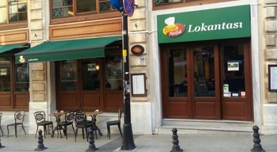 Photo of Turkish Restaurant Bizim Mutfak Lokantası at Hobyar Mah. Şeyhülislam Hayri Efendi Cad. No:2 Eminönü, Fatih 34112, Turkey