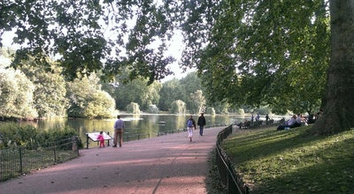 Photo of Park St. James's Park at Horse Guards Road, London SW1A 2BJ, United Kingdom