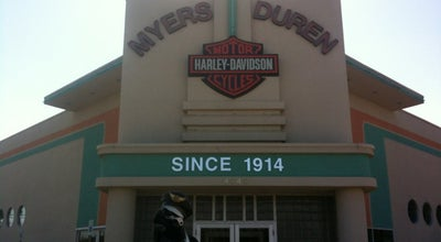 Photo of Motorcycle Shop Myers-Duren Harley-Davidson at 4848 S Peoria Ave, Tulsa, OK 74105, United States