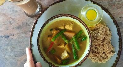 Photo of Vegetarian / Vegan Restaurant The Garden Cafe at Jl. Pengosekan, Ubud 80571, Indonesia