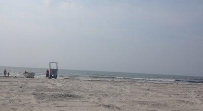 Photo of Beach Albany Ave Beach at Atlantic City, NJ 08401, United States